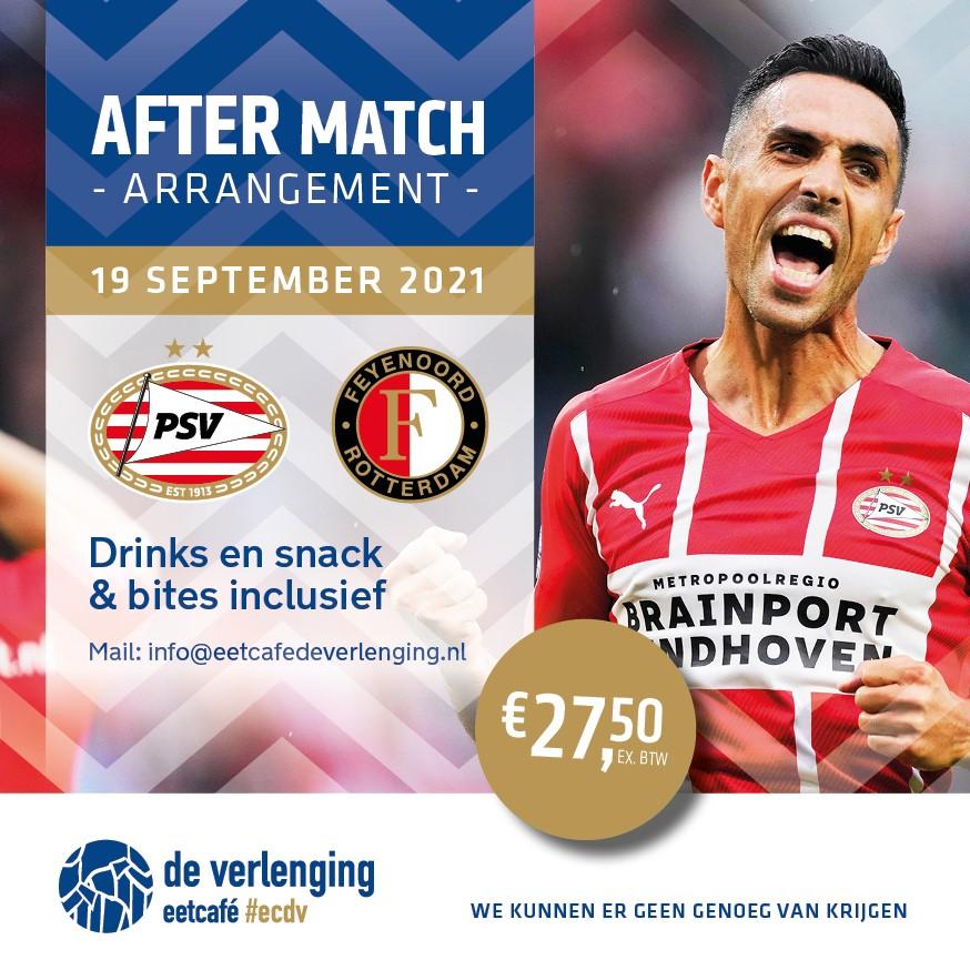 Aftermatch PSV Feyenoord 2021