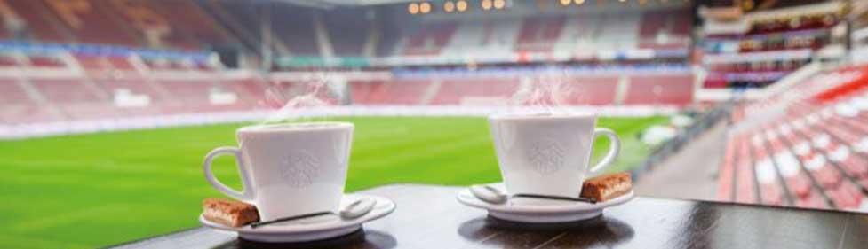2 gratis koppen koffie