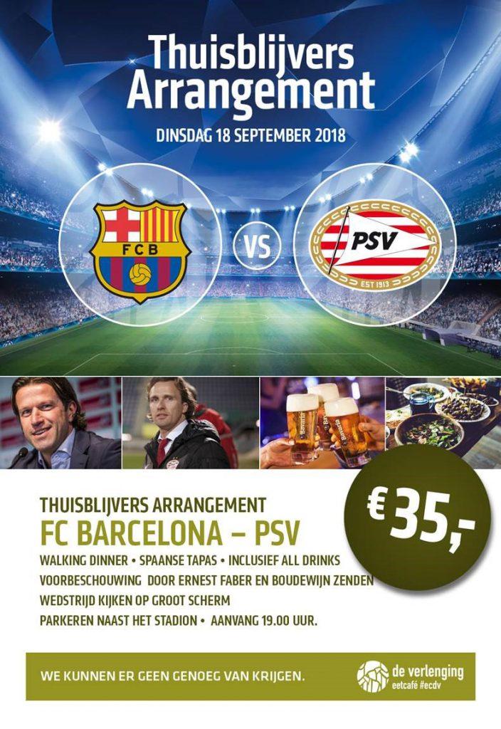 FC Barcelona PSV