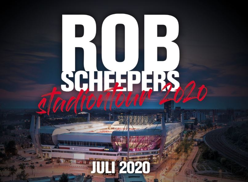 Rob Scheepers 2020