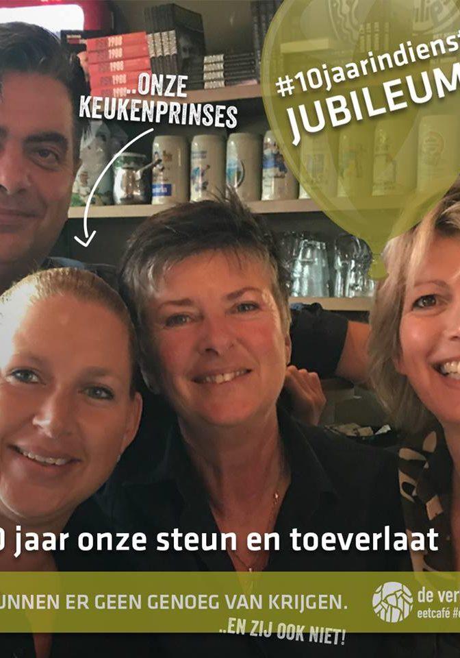 Linda Smits 10 Jaar Verlenging