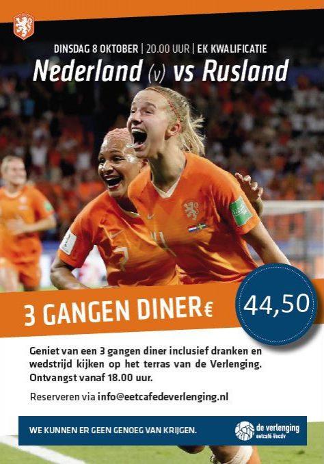 NED RUSLAND Vrouwen 0