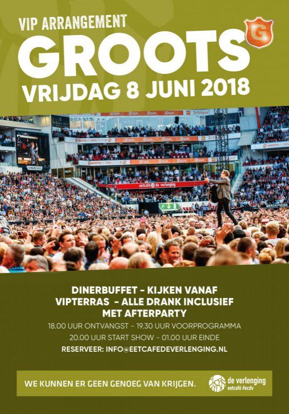VIP GROOTS 2018